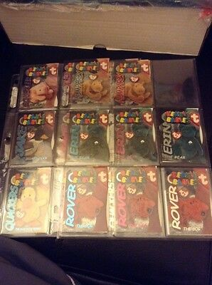 Ty Trading Cards Series 3 Large Part Set