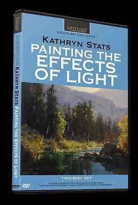 Kathryn Stats: Painting The Effects of Light - Art Instruction DVD