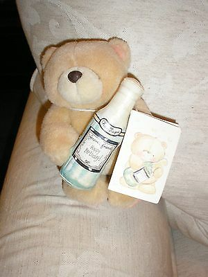 """Vintage """"Forever Friends"""" Collectable Birthday Bear"""