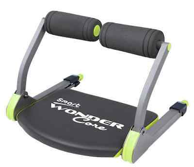 New Smart Wonder Core Body Ab Exercise Workout Fitness Home Gym System