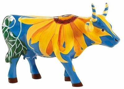 Cow Parade Kuh - Udderly Sunflowers (M) - Cowparade