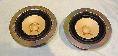 Sony Coral Holey Basket 103a speakers PAIR
