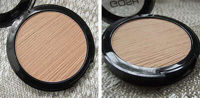 GOSH Bronzing Powder for Perfect Look - 02 Natural Glow Paraben Free 9g