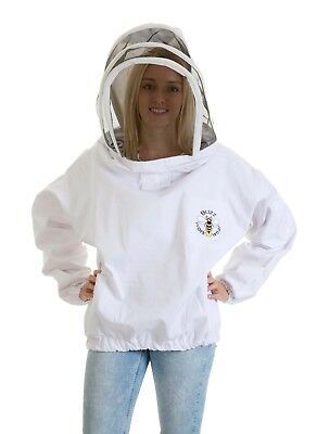 [FR]  Buzz Beekeepers Bee Tunic with Fencing Veil - 3XL