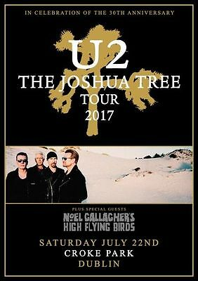 U2 Tickets Croke Park July 22nd Pitch