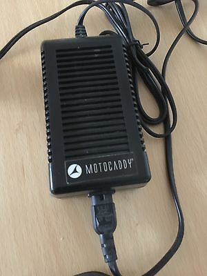 Motocaddy Battery Charger