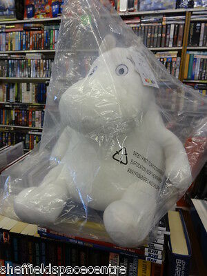 Moomins Moomintroll 12 inch Plush Toy Official Product