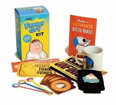 Family Guy 2010 collectable Kit