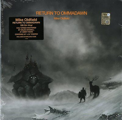 Oldfield Mike - Return To Ommadawn -   LP Vinile 180 grammi   Nuovo Sigillato