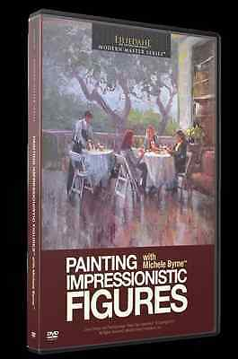 Michele Byrne: Painting Impressionistic Figures - Art Instruction DVD