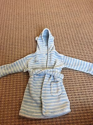 Baby Boys Dressing Gown. 12-18 Months