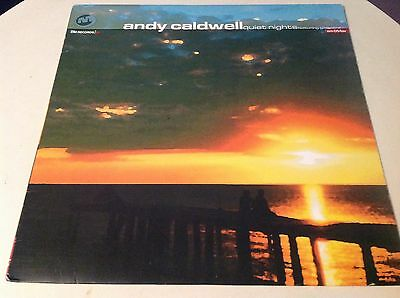 """Andy Caldwell quiet nights 12"""" record"""