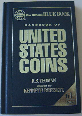"""2004 """"BLUEBOOK""""  61st  EDITION BY R. S. YEOMAN"""