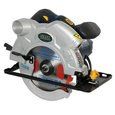 GMC LS1200 Circular Saw 165mm 1200w 240V