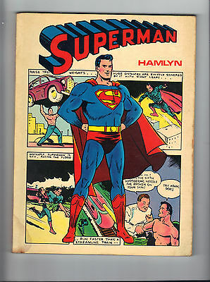 SUPERMAN Hamlyn 1981 Price includes delivery in UK