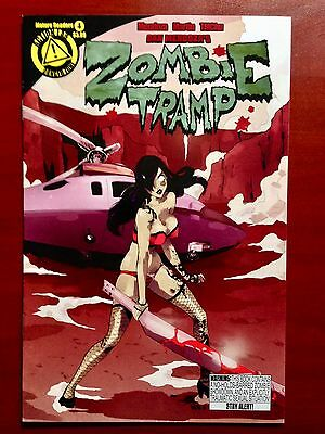 Zombie Tramp Vol. 3 #4 ~ Vf/nm (9.0) Or Better! ~ 1St Print ~ Mature Readers