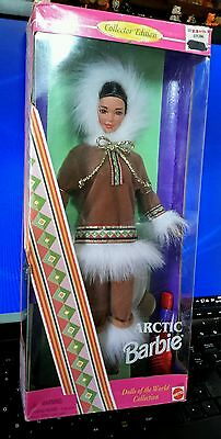 1996 Arctic Collector Edition Barbie Doll Mint in Package