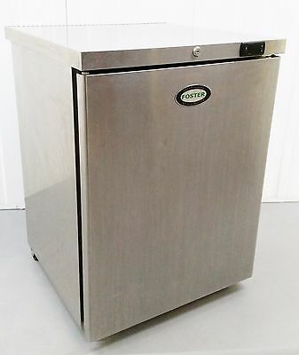 Foster Under Counter Commercial Catering Stainless Steel Freezer