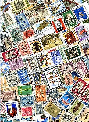 GREECE UNSORTED COLLECTION OF OVER 250 STAMPS USED & MINT : See Scan