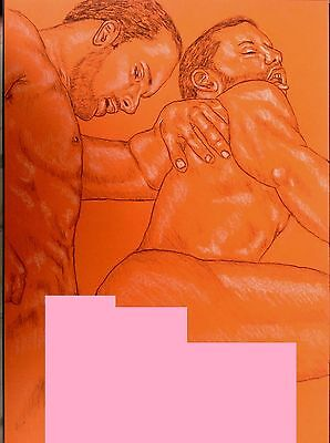 Set Of 6 Erotic Drawing By Ashley - ' Happy Days '   * See Extra Pic..