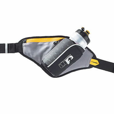 Ultimate Performance Ribble Running Athletic Hydration Water Bottle Belt