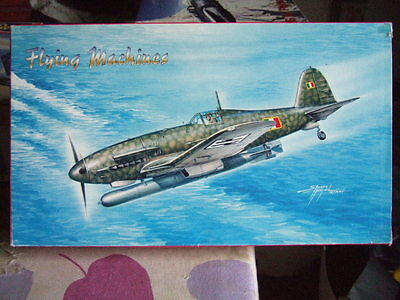1 48 scale  Fiat G 55 S   Silurante  Flying Machines Kit N° 48005