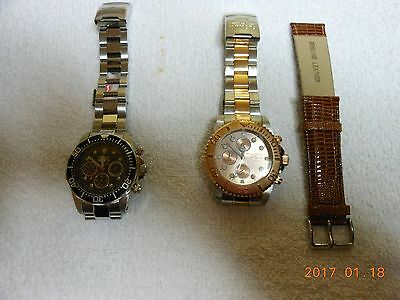 Invicta watches Lot of 2