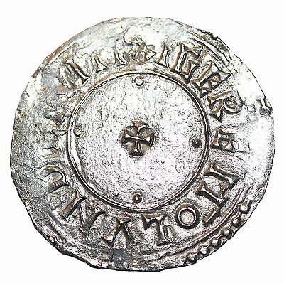 Great Britain Aethelstan Viking King Of Wessex Medieval Coin Penny S.1093