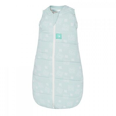 ergoPouch - 2.5 tog Swaddle & Sleep Bag ergoCocoon Winter Mint Star