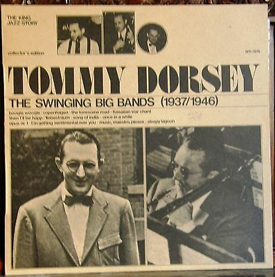 Tommy Dorsey Titolo: The Swinging Big Bands 1937/1946 Anno: 1974