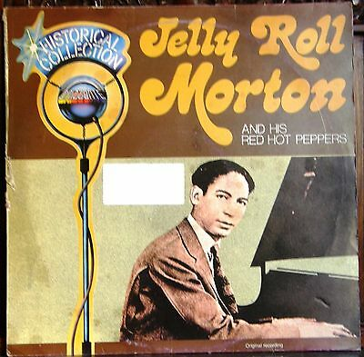 Jelly Roll Morton Titolo: And His Red Hot Peppers Anno: 1970