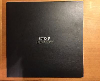 """Hot Chip - The Warning - Vinyl Lp And 7"""""""