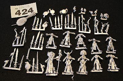 Games Workshop Mordheim Amazons Warband Amazon 10 Metal Figures Mint Warhammer B