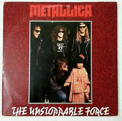 Metallica - The Unstoppable Force