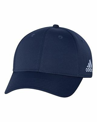 12 New Adidas Core Performance Hats Embroidered 4U Structured MidProfile Velcro