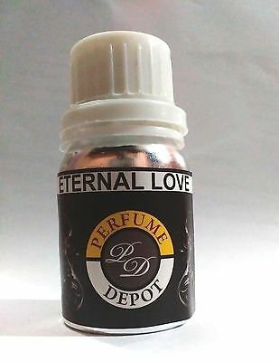 ETERNAL LOVE 25g Fragrance Perfume oil, EXCLUSIVE Attar, FREE SHIPPING