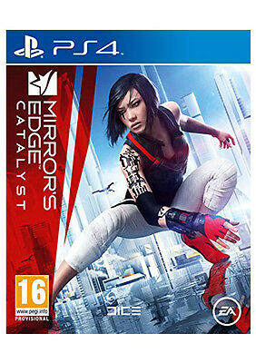 Mirror's Edge Catalyst (Ps4) [New Game]