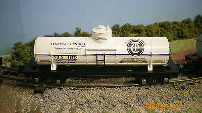 Custom Tennessee Central tank car by Ficus Products tm
