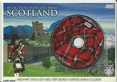 Music Video Postcard from Scotland - Posted (2008)