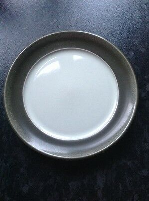 "Denby Chevron - 6.5"" side plate"