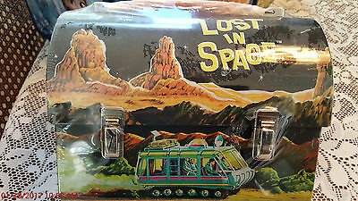 Lost in Space Dome Lunchbox Factory sealed!