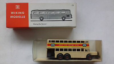 WIKING 1/87 Scale MODEL COACH / BUSES