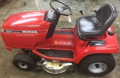 Honda H4514H Lawn Tractor Ride On Mower