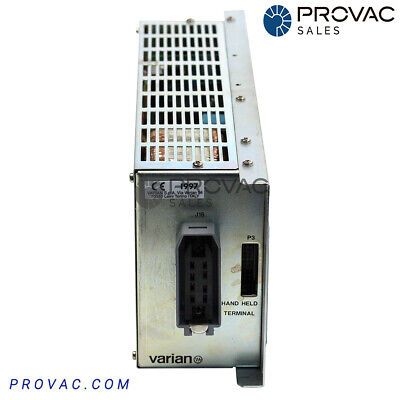 Varian TV-70 Brick Turbo Pump Controller, Rebuilt By Provac Sales, Inc.