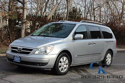 2007 Hyundai Entourage Limited,Leather,Heated Seats,3RDRow Seats,ONLY 90K ONE OWNER,LOW RESERVE,VERY NICE INSIDE & OUT,