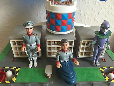 Stingray Thunderbirds Captain Scarlet Gerry Anderson collectables