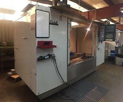 1997 Fadal VMC 4020 CNC Mill Vertical Machining Center CT40 88HS 10,000 rpm USED