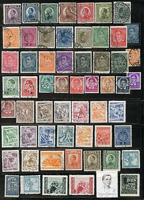 Yugoslavia, Selection Of Used Stamps, Very Good Condition, Free Shipping