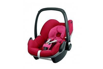 Maxi-Cosi Pebble Group 0+ Car Seat - Red Rumour
