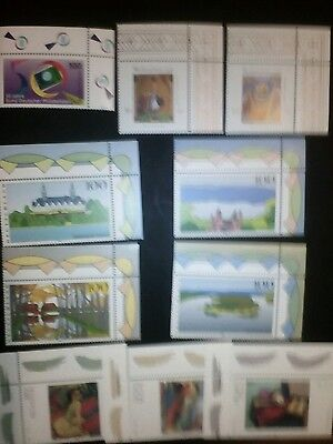 Germany Stamps mnh collection